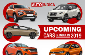 Upcoming Cars in India 2019