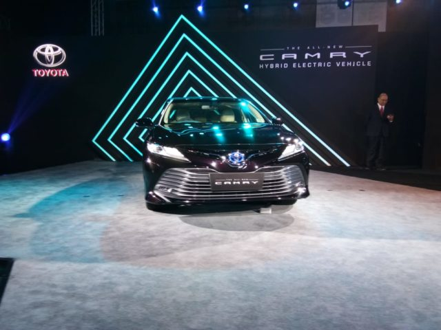2019 Toyota Camry price