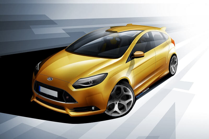 Ford Premium hatchback