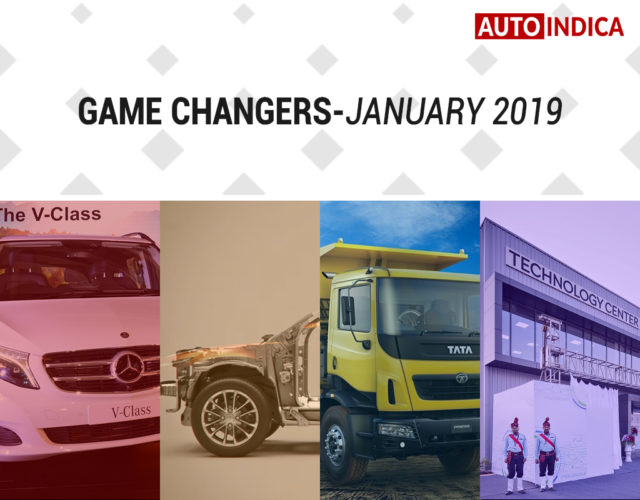 Game Changers January 2019