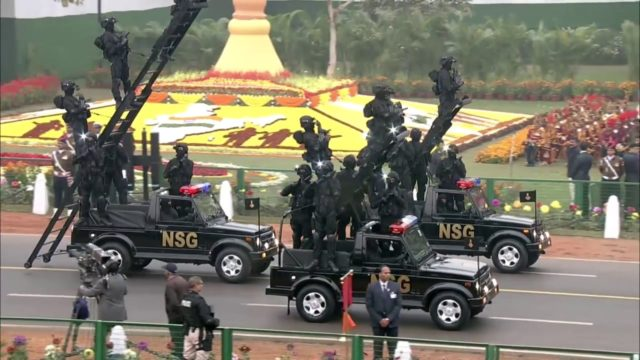 Indian Army vehicle