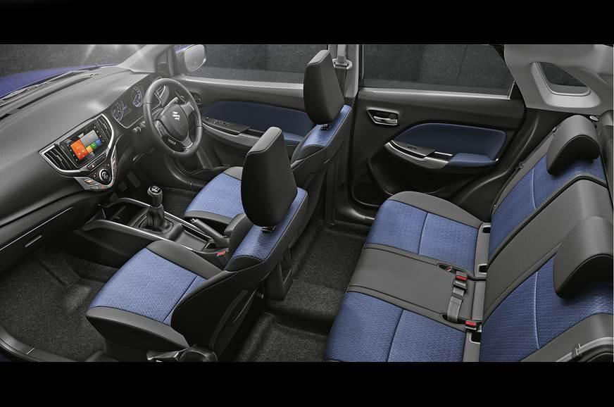 Maruti Suzuki Baleno facelift