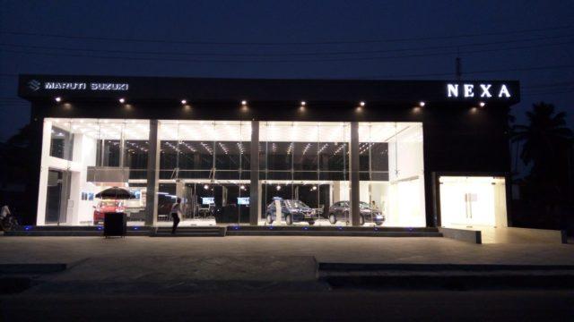 Maruti Suzuki Nexa car buying
