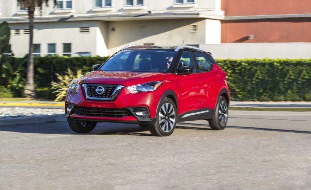 Nissan Kicks Price