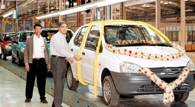 Tata Motors Indica