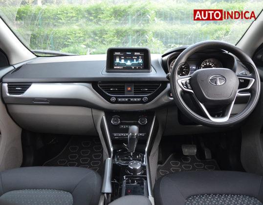 Tata Nexon Diesel AMT