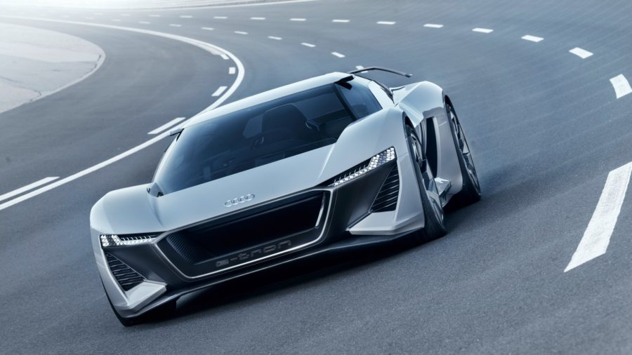 Top upcoming electric supercars