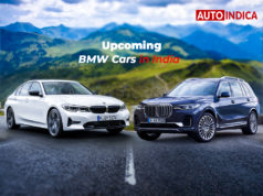 Upcoming BMW cars in India