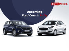 Upcoming Ford cars in India
