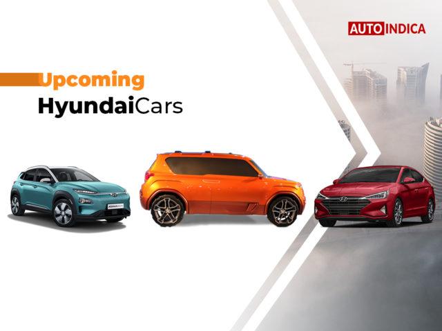 Upcoming Hyundai cars