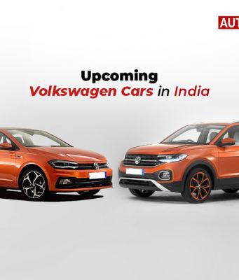 Upcoming Volkswagen cars in India