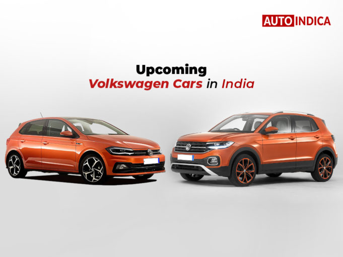 Upcoming Volkswagen cars in India