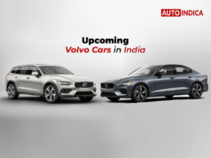 Upcoming Volvo cars in India