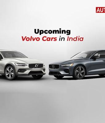 Upcoming Volvo cars in India