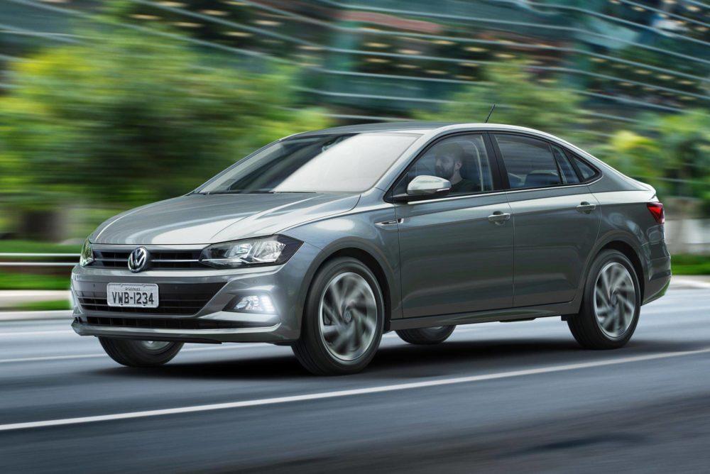 Volkswagen Virtus sedan
