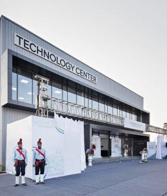 Volkswagen-and-Skoda-technical-centre
