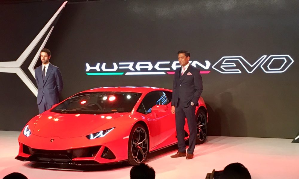 Lamborghini Huracan Evo Offers 631 Bhp At Rs 3 73 Crore Autoindica Com