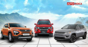 Tata Harrier vs rivals
