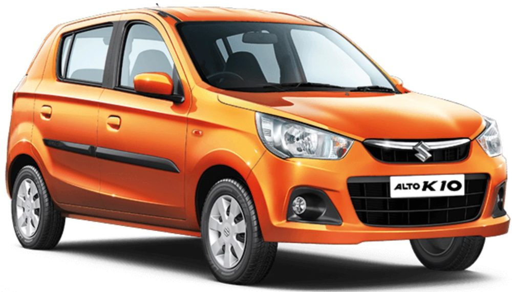 2019 Maruti Alto K10 cars under 10 lakhs