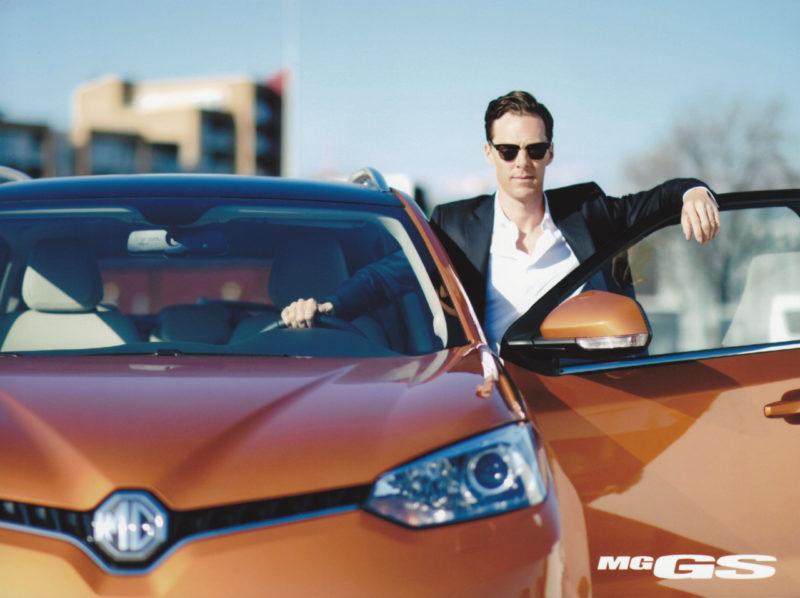 Benedict Cumberbatch MG GS