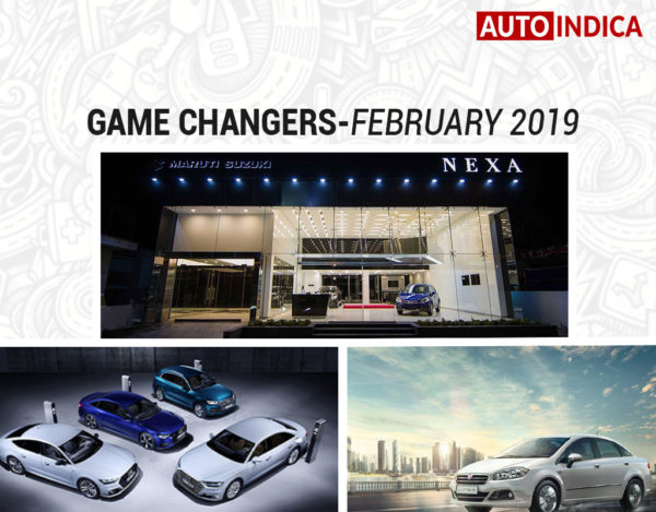 Game changers of the month February 2019