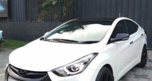 Hyundai Elantra Customised