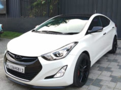 Hyundai Elantra Customise