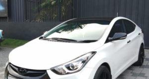 Hyundai Elantra Customise