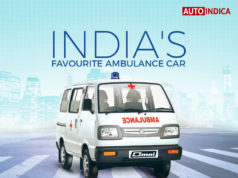 India's favourite ambulance car AutoIndica