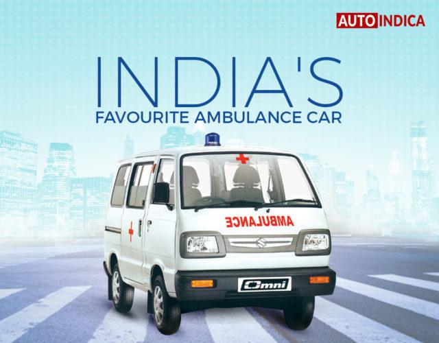 India's favourite ambulance car AutoIndica
