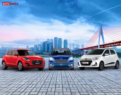 New Ford Figo vs rivals