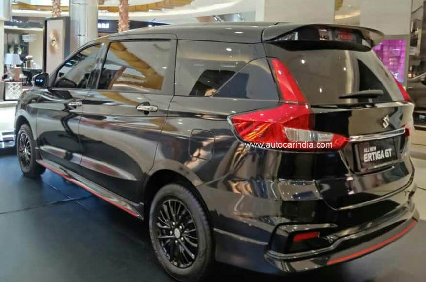 Suzuki Ertiga GT