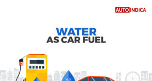 Water as car fuel