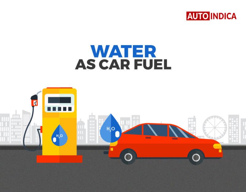 Water as car fuel