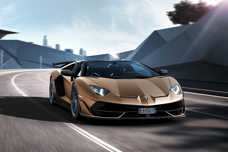Lamborghini Aventador Svj Roadster Gallery Autoindica