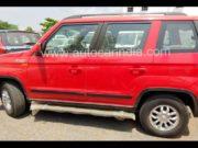 2019 Mahindra TUV300