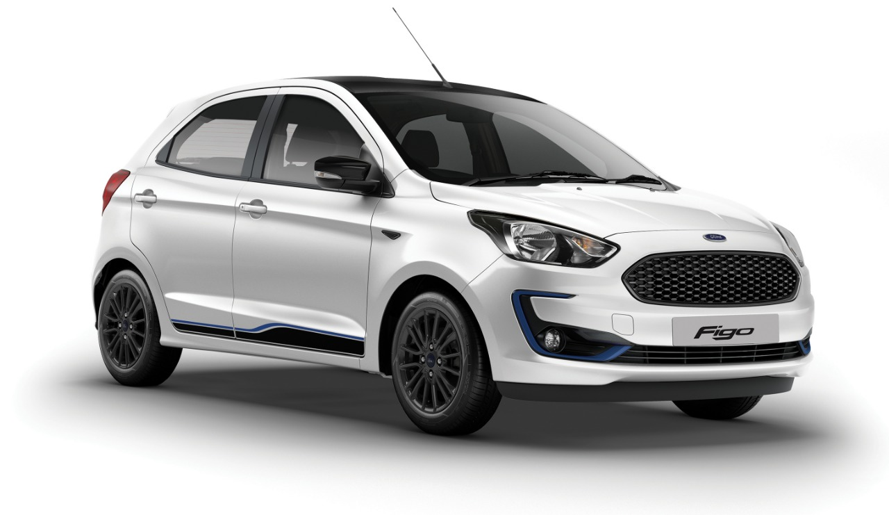 Ford Figo Blu - New cars in India - AutoIndica