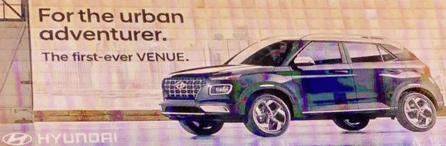 Hyundai SUV Venue - AutoIndica
