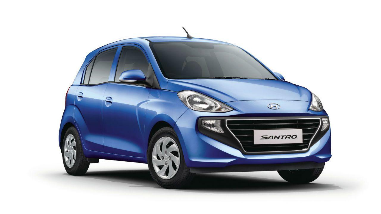 Hyundai Santro - New cars in India - AutoIndica