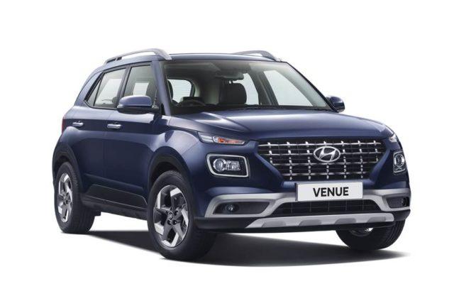 Hyundai Venue - AutoIndica