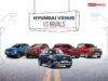 Hyundai Venue vs rivals - AutoIndica