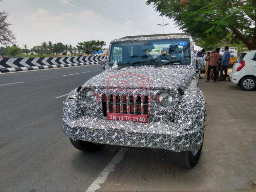 Mahindra Thar DI - AutoIndica
