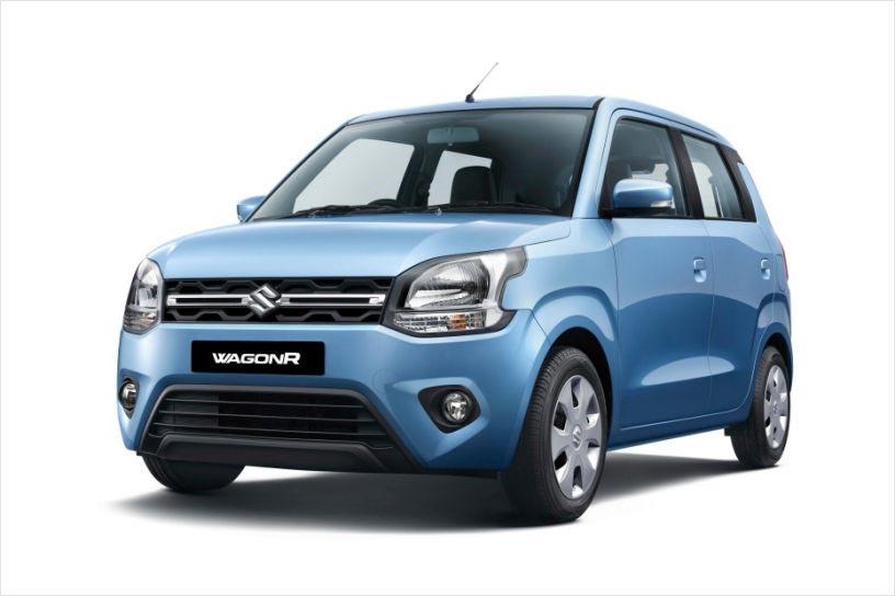 Maruti Suzuki WagonR - New cars in India - AutoIndica