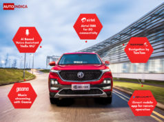 Mg Hector Connected Car