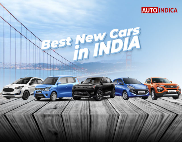 New cars in India - AutoIndica