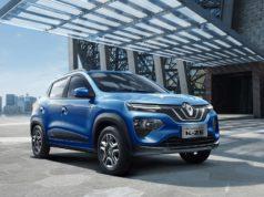 Renault Kwid electric - AutoIndica