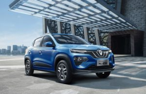 Renault Kwid electric - AutoIndica