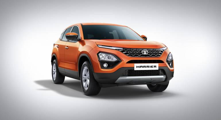 Tata Harrier - New cars in India - AutoIndica
