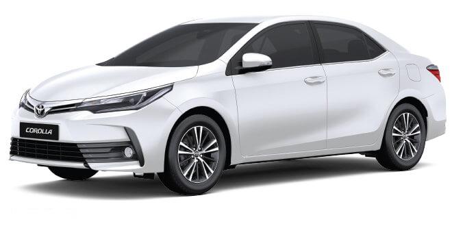 Toyota Corolla Altis - Toyota cars in India