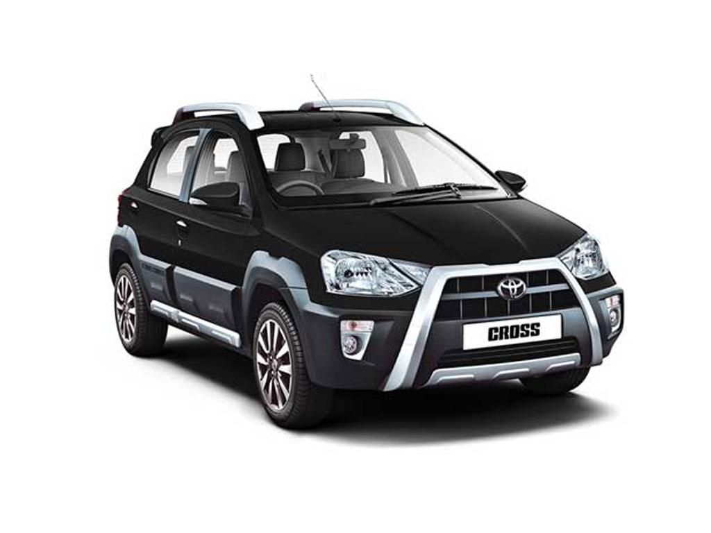 Toyota Etios Cross - Toyota Cars in India